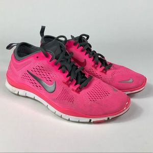 Women's Nike Free TR Fit 4 Running Shoes Sz 5.5